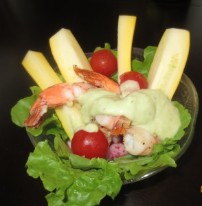 Aug 2 Seafood Salad Dressing